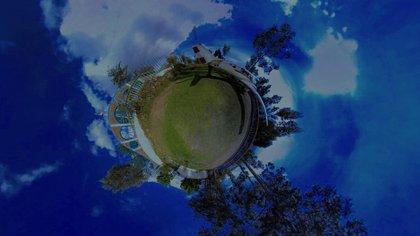 Un mundo en 360 grados, este el logo del Proyecto Reunión Familiar, que propone usar a la tecnología de realidad virtual para desafiar las distancias geográficas