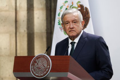 """López Obrador dijo: """"No es por presumir pero en el peor momento contamos con el mejor gobierno de México"""" (Foto: REUTERS/Henry Romero)"""