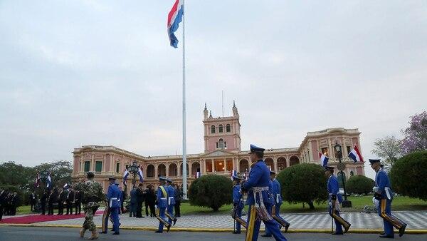 La ceremonia (Reuters)