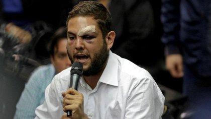 Juan Requesens (Reuters)