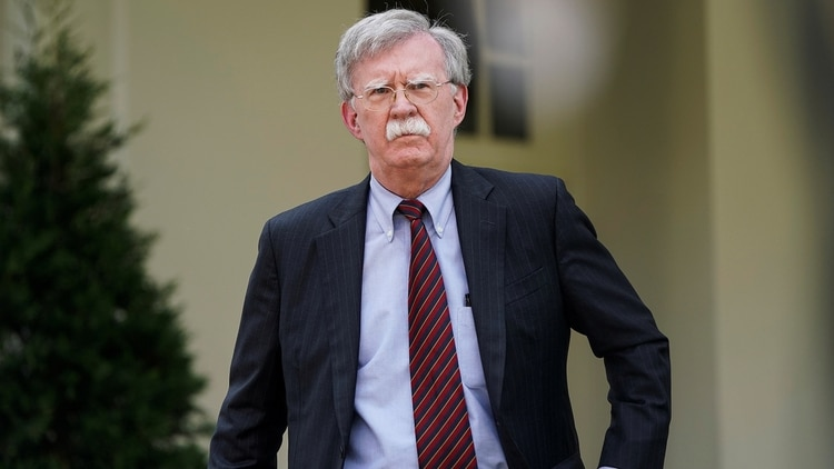 Bolton envió un ultimátum a Vladimir Padrino López, Maikel Moreno y Hernández Dala (REUTERS/Joshua Roberts)