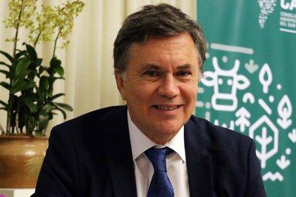 El director del Instituto Interamericano de Cooperación para la Agricultura (IICA), Manuel Otero. EFE/Andrés Cristaldo/Archivo