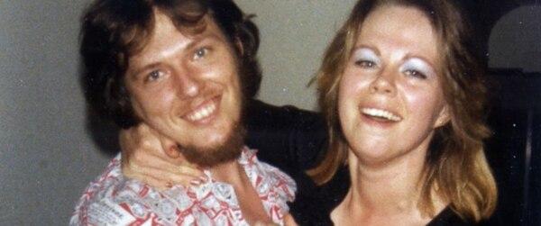 Michael Warren y Marlene, cuando la pareja no tenía problemas de ningún tipo y gozaban de una buena época económica
