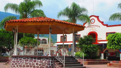 El municipio Ixtlahuacán de los Membrillos, en Jalisco, donde ocurrió el asesinato de Giovanni López (Foto: Google Maps)