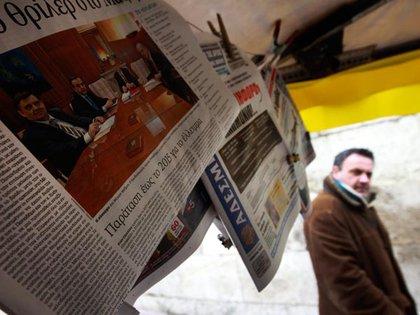 El FMI exigió a Grecia fuertes ajustes y reformas estructurales para firmar un EFF en 2012