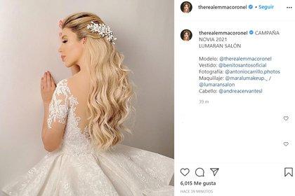 Así reapareció Emma Coronel en Instagram