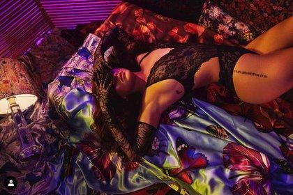 La nueva colección de la cantante, Savage X Fenty, fue lanzada ayer por Amazon Prime Video (Foto: Instagram)