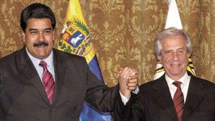 Al igual que José Mujica y Tabaré Vázquez, Carolina Cosse siempre se ha mostrado imparcial ante la dictadura de Nicolás Maduro en Venezuela