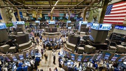 Wall Street (Archivo)