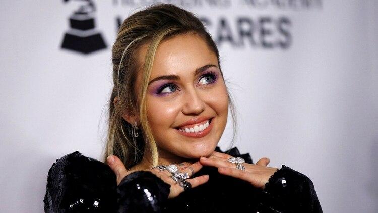 Miley Cyrus, una de las artistas del festival. REUTERS/Mario Anzuoni