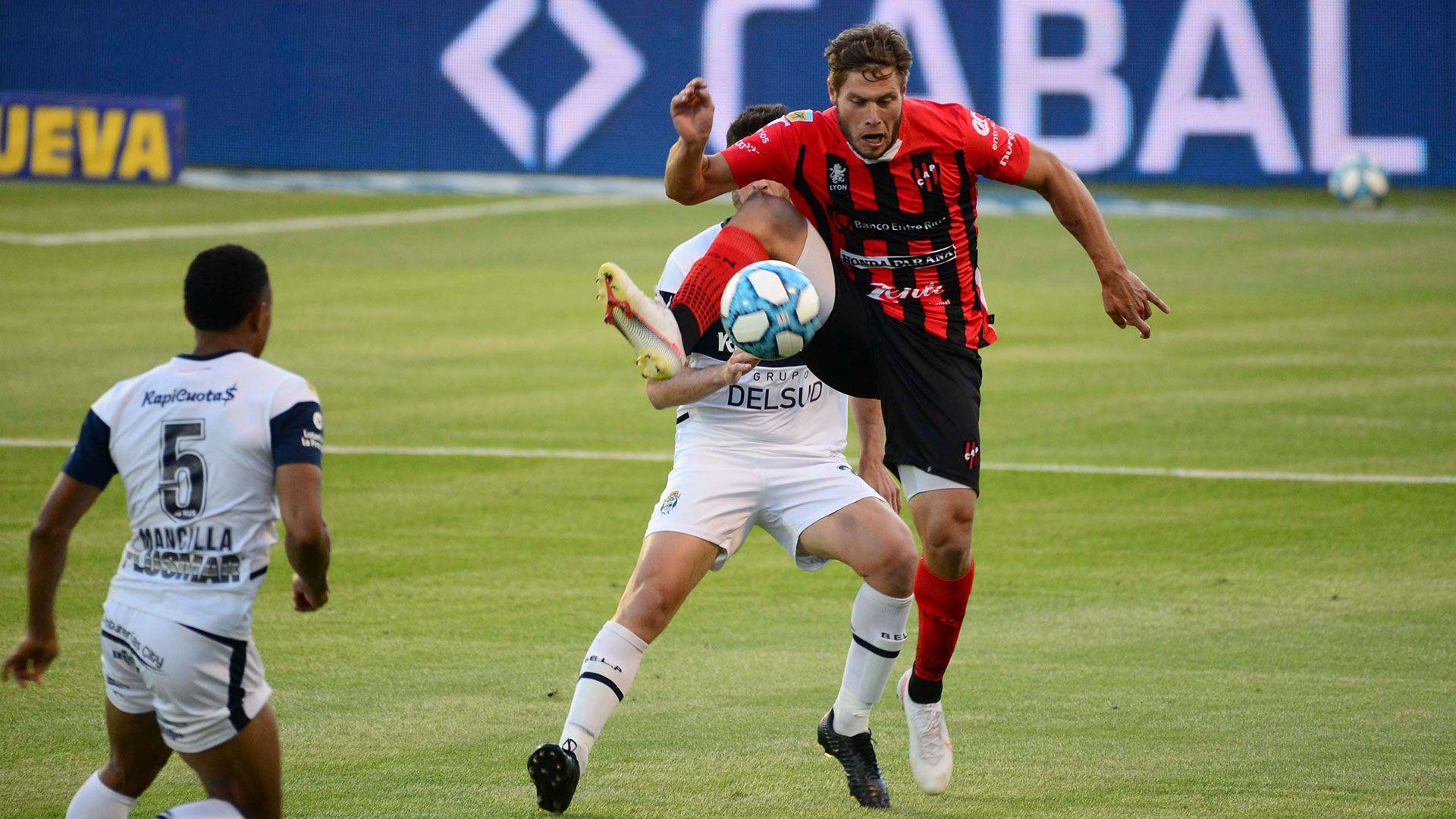 Patronato Gimnasia Copa de la Liga Profesional