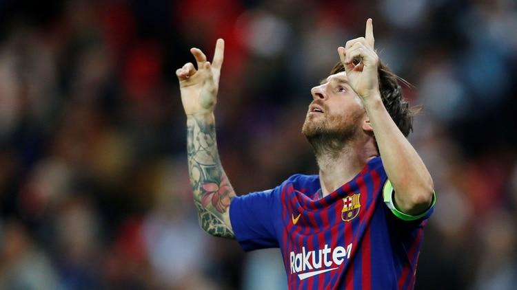 Messi será el mejor jugador del videojuego (Reuters)