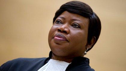 Fatou Bensouda (AFP)
