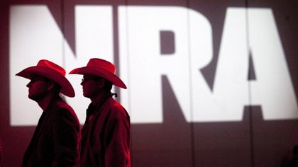 La Asociación Nacional del Rifle es una de las organizaciones más poderosas en EEUU (Foto: AP)