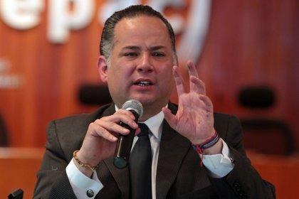 Santiago Pérez Nieto, titular de la Unidad de Inteligencia Financiera  (Foto: Cuartoscuro)