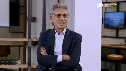 El empresario Hugo Sigman