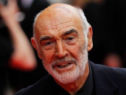 El legendario actor británico Sean Connery murió a los 90 años (Reuters)