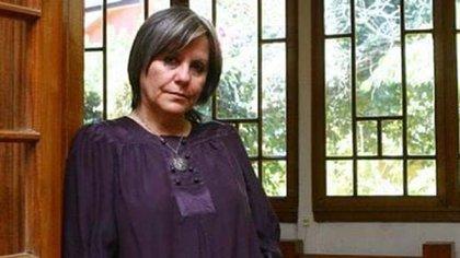 Damiela Eltit, escritora chilena