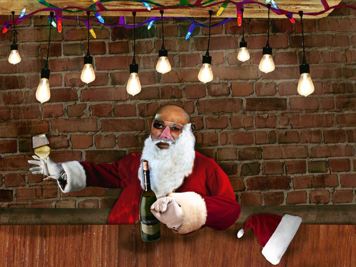 Botón De Santa Claus Papá Noel perdido