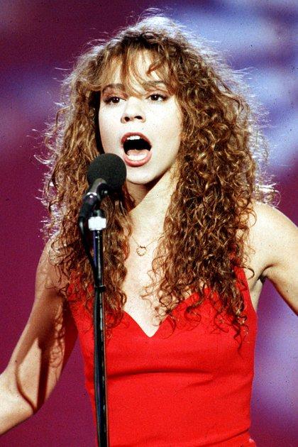 """Con su disco """"Mariah Carey"""", de 1990, fue reconocida a nivel mundial y desde entonces todo lo que hizo se convirtió en un éxito (Shutterstock)."""