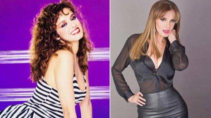 Lucía Méndez es uno de los rostros más conocidos de la televisión mexicana (Foto: Instagram)