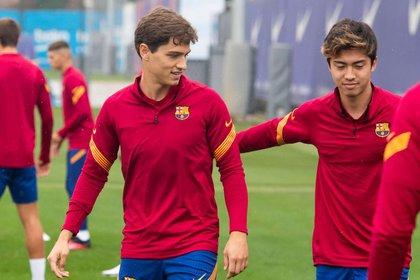 Andrés Solano / Crédito: FC Barcelona