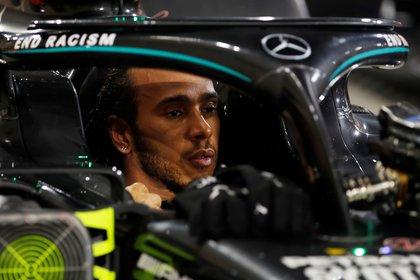 Hamilton se perderá la anteúltima carrera del año - REUTERS