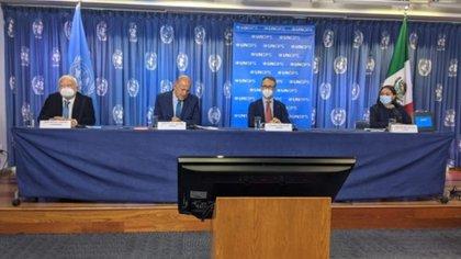 México adquirirá medicamentos a través de la UNOPS. (Foto: ONU)