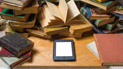 Avanza el libro digital en la Argentina