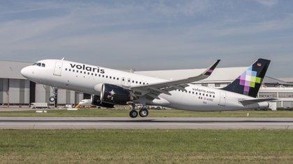 Vuela Aviación, S.A. (Volaris Costa Rica), será una de las aerolíneas que operará dos nuevas rutas en el país. Foto: Volaris.