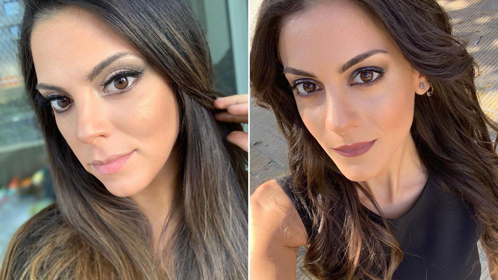 Belu y Emily Lucius maquilladas by Pauch Petrini con pieles perfectas e hidratadas
