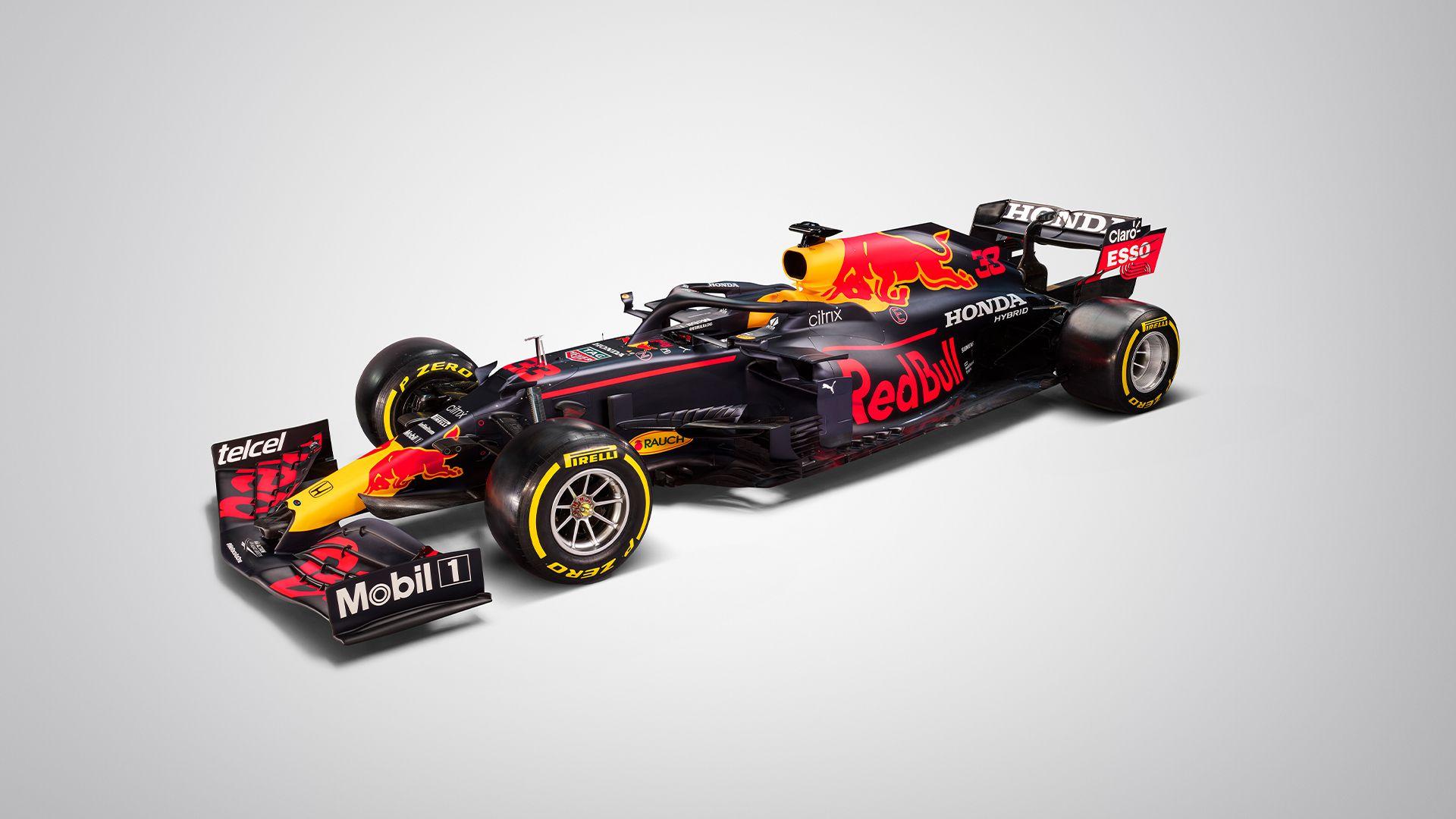 Red Bull presentó su monoplaza RB16B (Foto: Twitter@redbullracing)