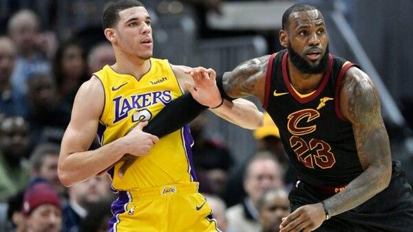 """""""King James"""", contra los Lakers. Ahora vestirá esa camiseta"""