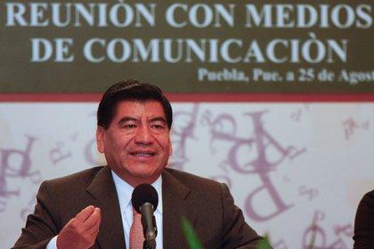Mario Marín también es señalado de lavado de dinero y de formar parte de la lista de mexicanos a los que se les confiscaron cuentas en un banco de Andorra (Foto: Cuartoscuro)