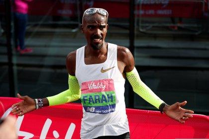Mo Farah es uno de los atletas más importantes que han sido entrenados por Alberto Salazar (Reuters)