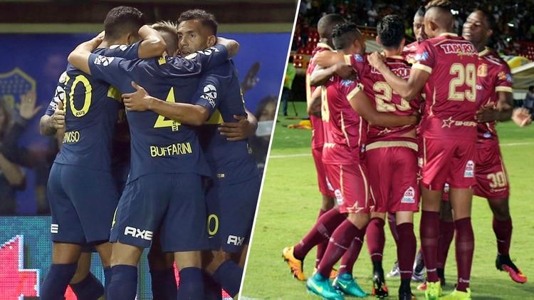 El Xeneize recibe en la Bombonera a Deportes Tolima, de Colombia, por la fecha 2 del Grupo G.