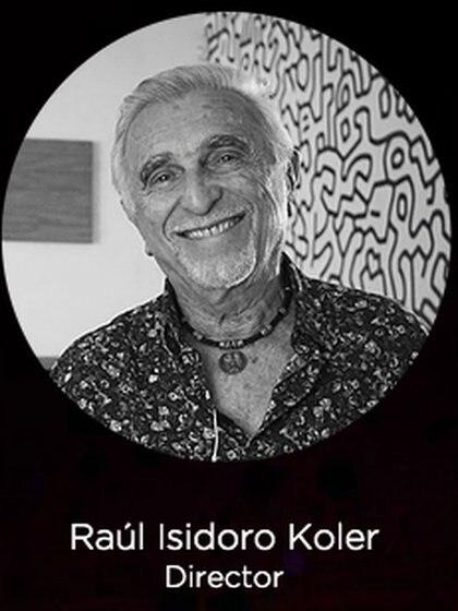 """Koler también es director de cine. Su último corto """"Anacronte"""", que co-dirigió con Emiliano Sette y se estrenó en 2019, fue premiado en numerosos festivales internacionales."""