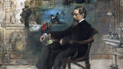 Charles Dickens, el autor británico más respetado de su tiempo
