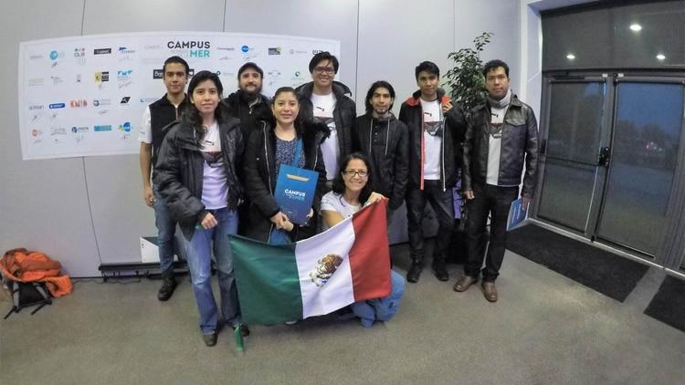 El equipo también ha ganado diversos certámenes en México (Foto: UNAM)