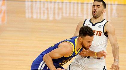 """""""No creo que sea la persona con la que te quieres pelear"""": las revelaciones de las discusiones de Campazzo con Curry y otras figuras NBA"""