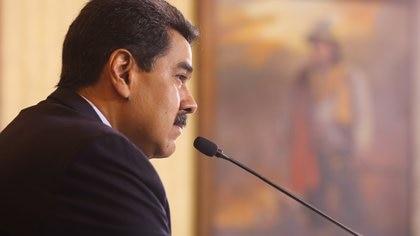 24/09/2020 El presidente de Venezuela, Nicolás Maduro, POLITICA SUDAMÉRICA VENEZUELA LATINOAMÉRICA INTERNACIONAL MARCELO GARCÍA / ZUMA PRESS / CONTACTOPHOTO