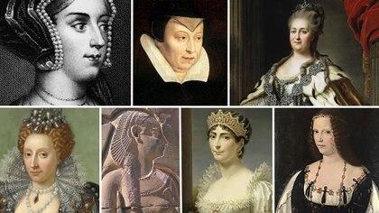 "De Ana Bolena a Lucrecia Borgia, pasando por Catalina de Medicis, Catalina de Rusia, Isabel I, Cleopatra y Josefina: mujeres que rompen el estereotipo de ""sexo débil"""