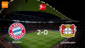 Bayer Leverkusen succumb to Bayern Munich with 2-0 defeat