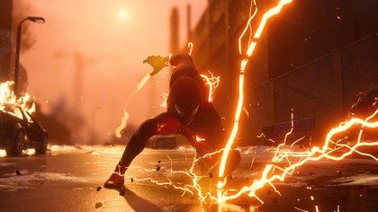 Marvel's Spider-Man: Miles Morales pone en manifiesto las capacidades técnicas de PlayStation 5.