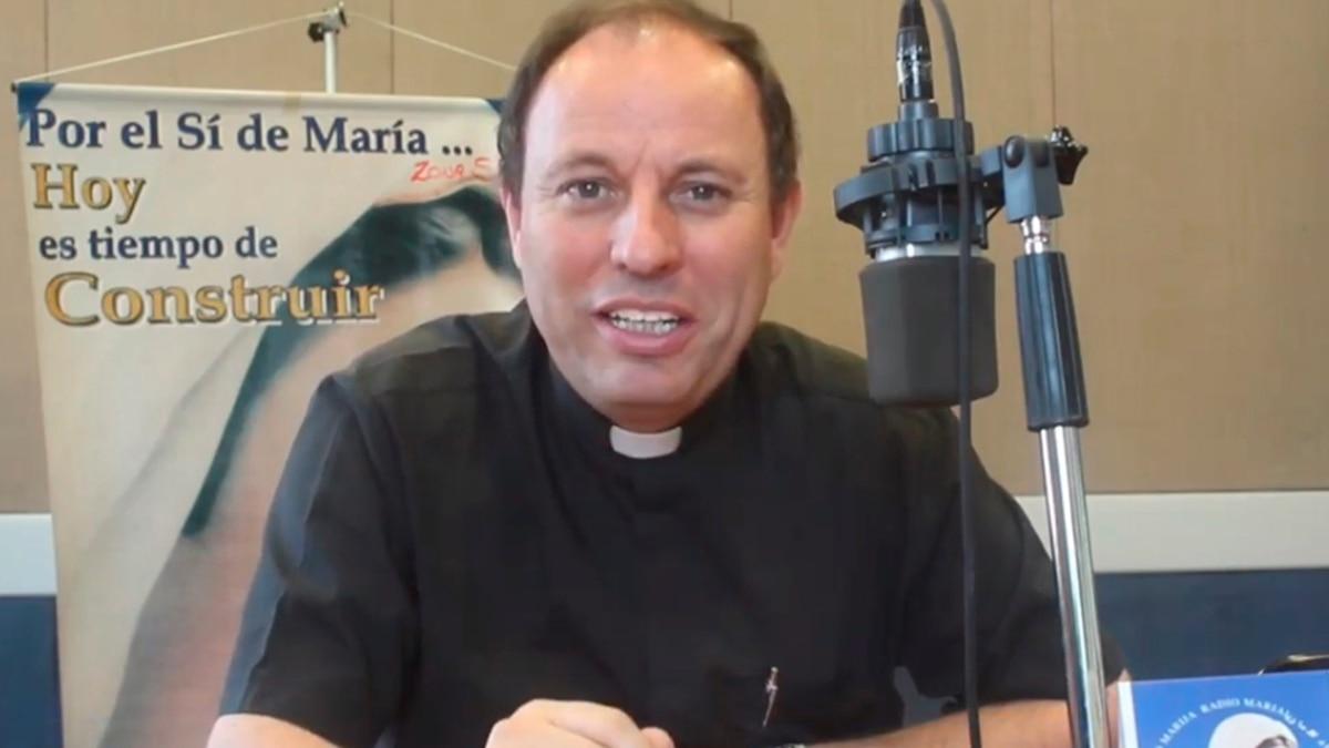 El Papa ordena auxiliar de Santiago a Alberto Lorenzelli