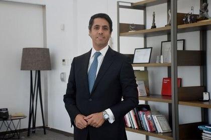 Juan Marotta es el CEO del HSBC en la Argentina y asesora en las negociaciones con los acreedores