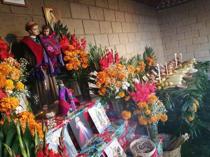 El 2 de noviembre se conmemora a los fieles difuntos. (Foto: Cuartoscuro)