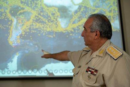 """El sistema multicapas  """"Guardacostas""""  posibilita obtener en tiempo real toda la información sensible que la Prefectura necesita en su rol de Autoridad Marítima nacional (Gastón Taylor)"""