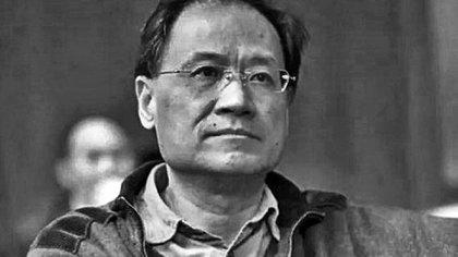 El profesor Xu Zhangrun