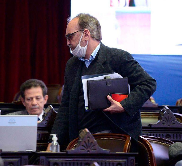 Diputado Fernando Iglesias y Julio Sahad